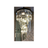 Chill in Summer Crystal Chandelier