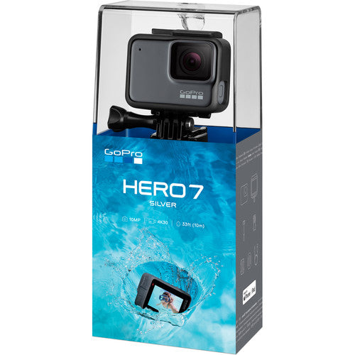 New GoPro HERO7 Silver 4K Action Camera - SmartX Direct