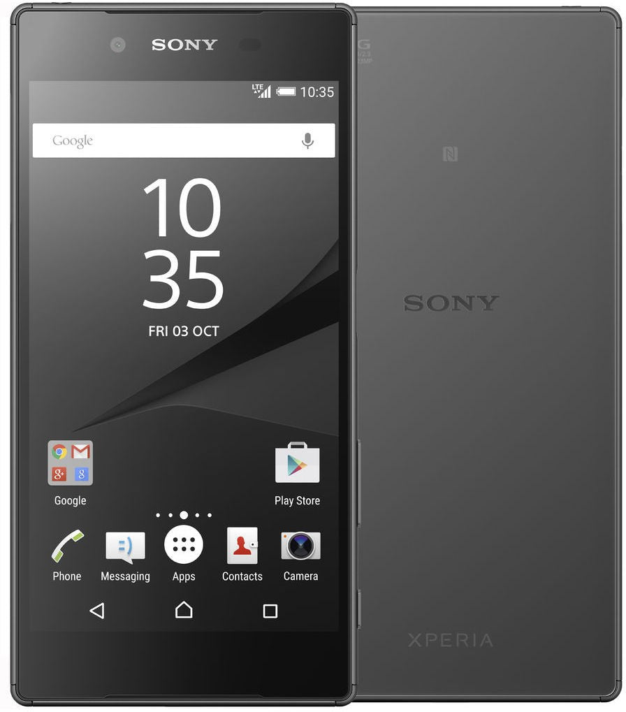 Brand New Sony Xperia Z5 Dual 4G E6633 - Black - SmartX Direct