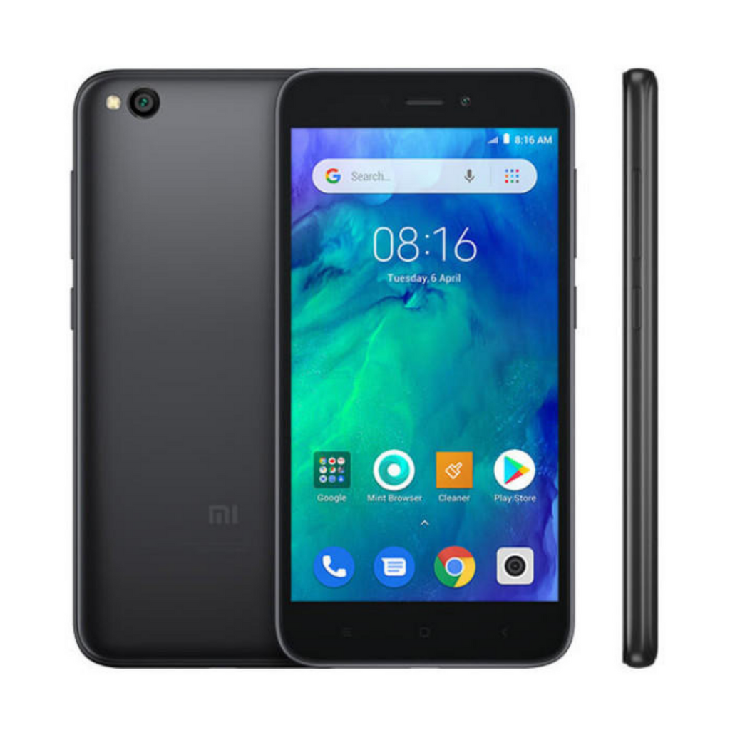 Xiaomi Redmi Go, 1GB+8GB, 5.0 Inch  4G, Dual SIM Global Official Version - Black - SmartX Direct
