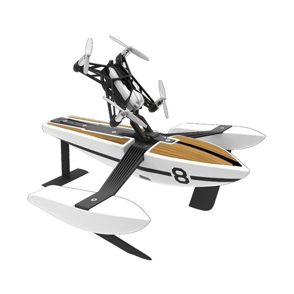 Parrot Hydrofoil Drone New Z - White - SmartX Direct