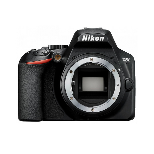 Nikon D3500 Body Only Digital SLR Cameras - Black [kit box] - SmartX Direct