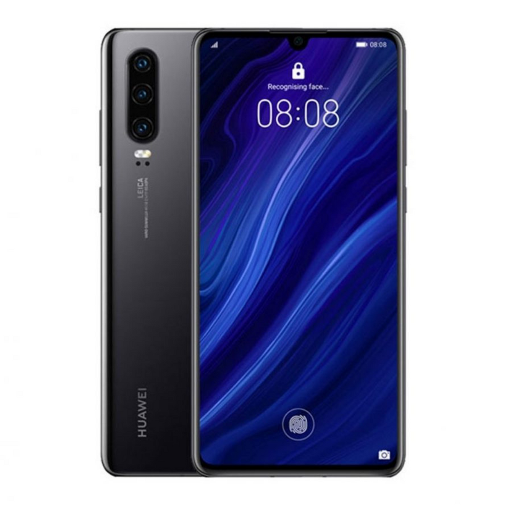 Huawei P30 Pro VOG-L29 8GB/256GB Dual Sim SIM FREE/ UNLOCKED - Black (with Google Play and Google Service Framework) - SmartX Direct
