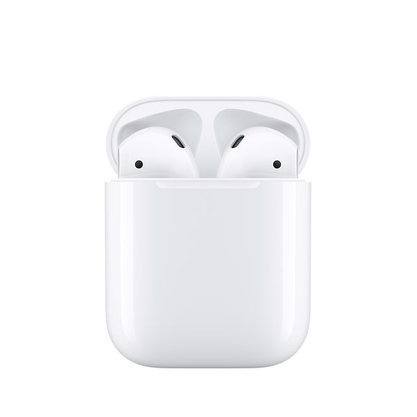 New Apple Airpods MRXJ2 with Wireless Charging Case - White (Airpods 2) - SmartX Direct