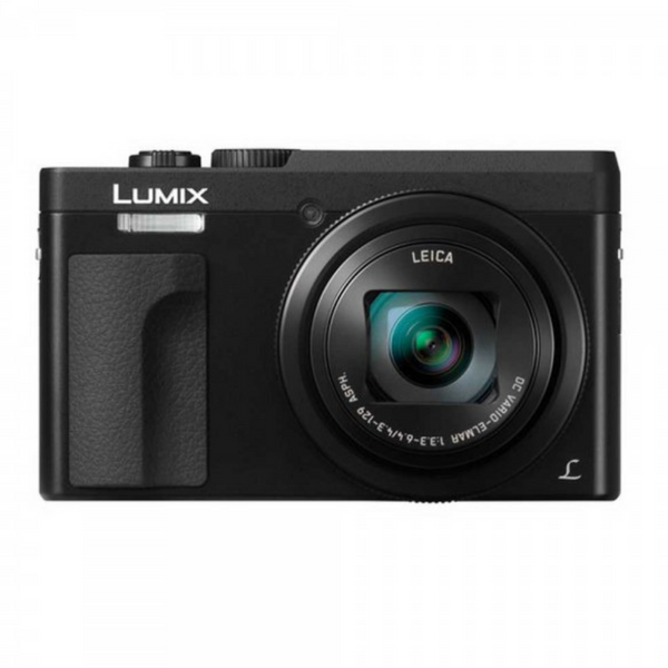 Panasonic Lumix DMC TZ90 Digital Cameras - Black - SmartX Direct