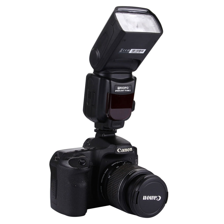 Triopo TR-960ii Flash Speedlite for Canon / Nikon DSLR Cameras
