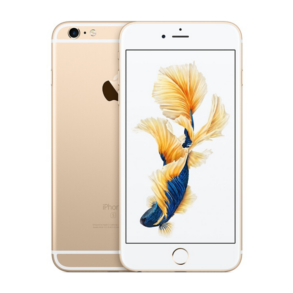 Sim Free Apple iPhone 6s 128GB Mobile Phone - Gold - Unlocked