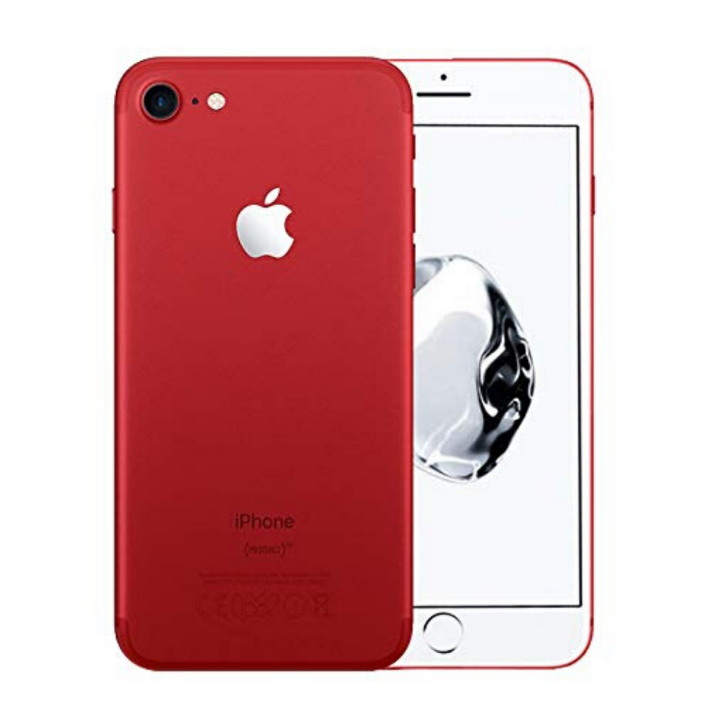 SIM Free iPhone 7 32GB Unlocked Mobile Phone - (Product RED) - New Opened Box