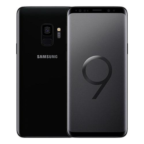 SIM Free Samsung Galaxy S9 64GB Mobile Phone - Midnight Black - Unlocked