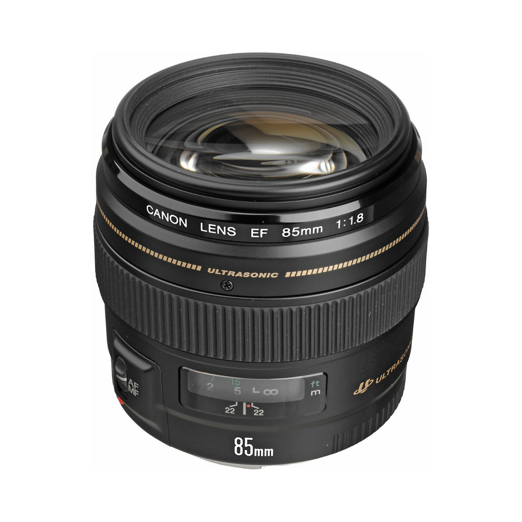 Canon EF 85mm f/1.8 USM Lenses - SmartX Direct