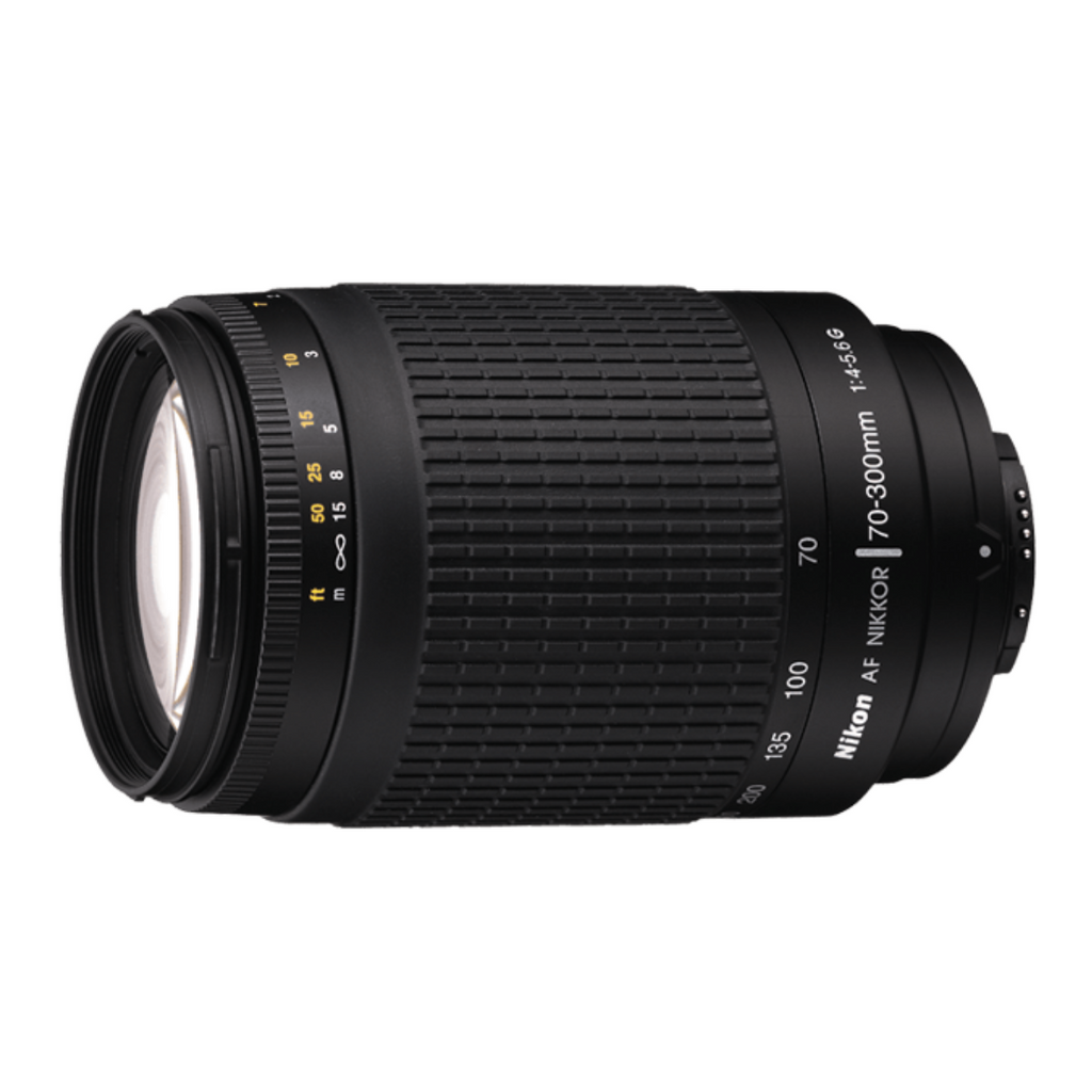 Nikon AF NIKKOR 70-300mm f/4-5.6G Lens For DSLR Camera