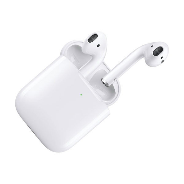 Apple Airpods 2 With Wireless Charging Case - White (Airpods 2) MRXJ2 - SmartX Direct