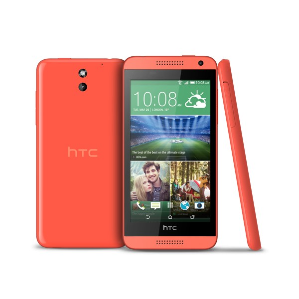 New HTC Desire 610 SimFree Unlocked - RED - SmartX Direct