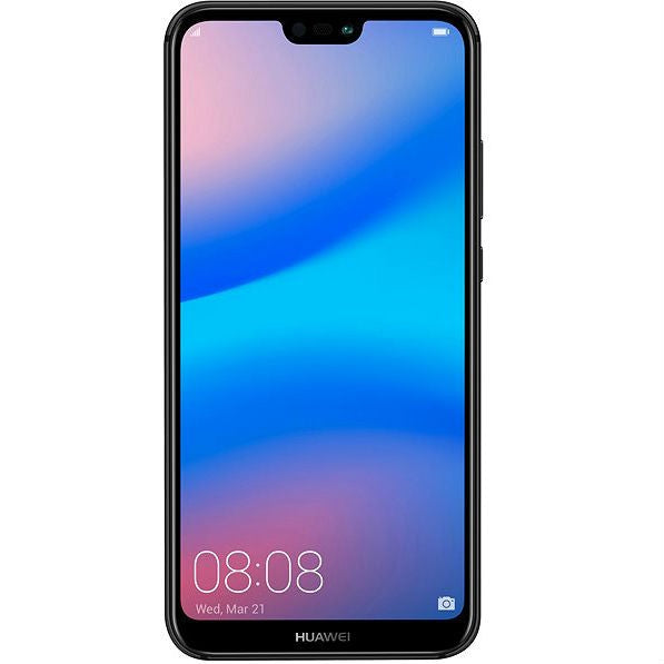 Huawei P20 lite Dual Sim 4GB/64GB SIM FREE/ UNLOCKED - Black - SmartX Direct