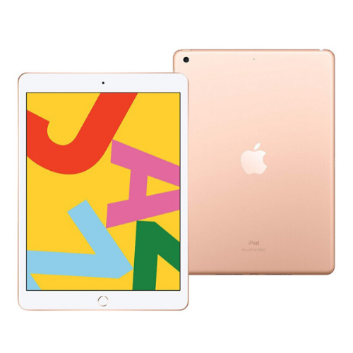 Apple iPad 2019 7th Generation 10.2in Wi-Fi 32GB - Gold - Brand New Opened Box