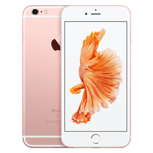 SIM Free Unlocked iPhone 6s Plus 32GB Mobile Phone - Rose Gold