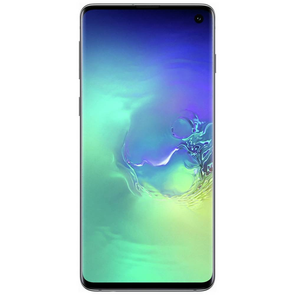SIM Free Samsung Galaxy S10 128GB - Prism Green - Open Box Like Brand New