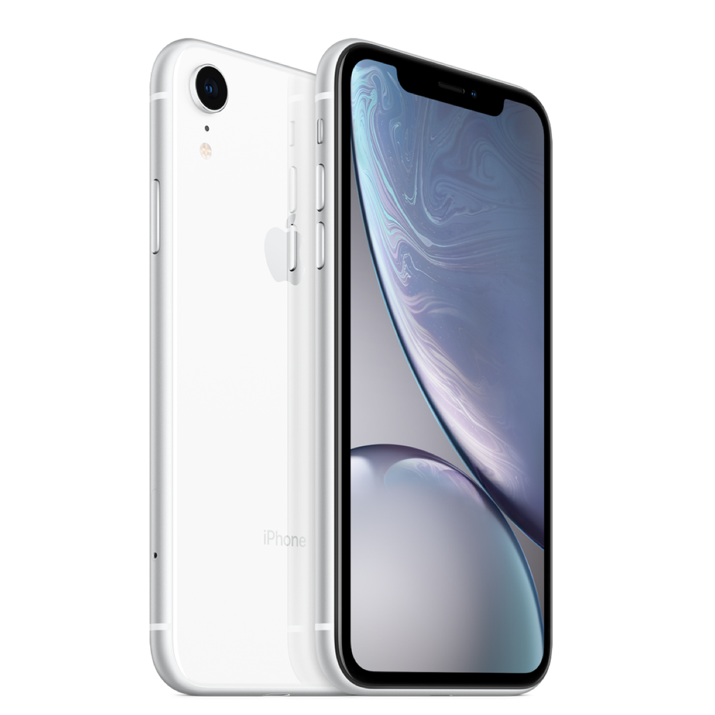 Sim Free iPhone XR 64GB Unlocked Mobile Phone - White - Brand New