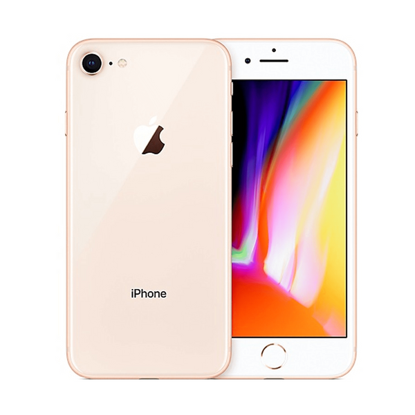 SIM Free iPhone 8 64GB Mobile Phone - Gold - New Opened Box