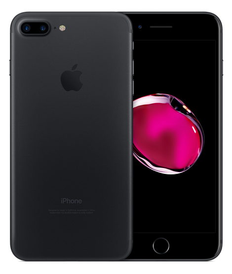 Sim Free Apple iPhone 7 Plus 32GB Unlocked - Black