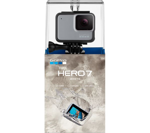 GoPro HERO7 White HD Action Camera UK - SmartX Direct