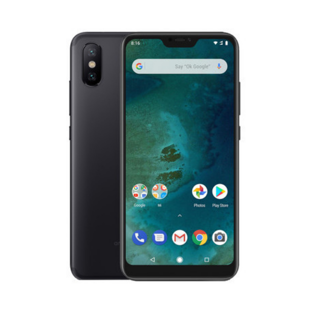 Xiaomi Mi A2 Lite, 3GB+32GB, Global Official Version - Black - SmartX Direct