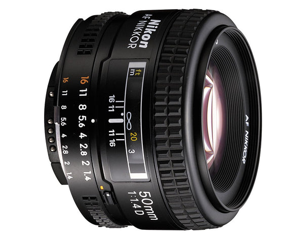 Nikon AF NIKKOR 50mm f/1.4D Lenses - SmartX Direct