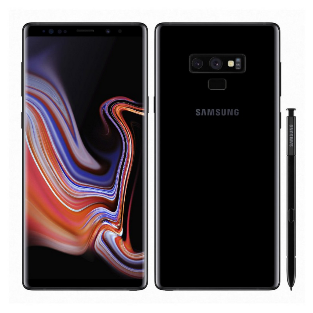 Samsung Galaxy Note 9 N960FD 6GB/128GB Dual Sim SIM FREE/ UNLOCKED - Midnight Black - SmartX Direct