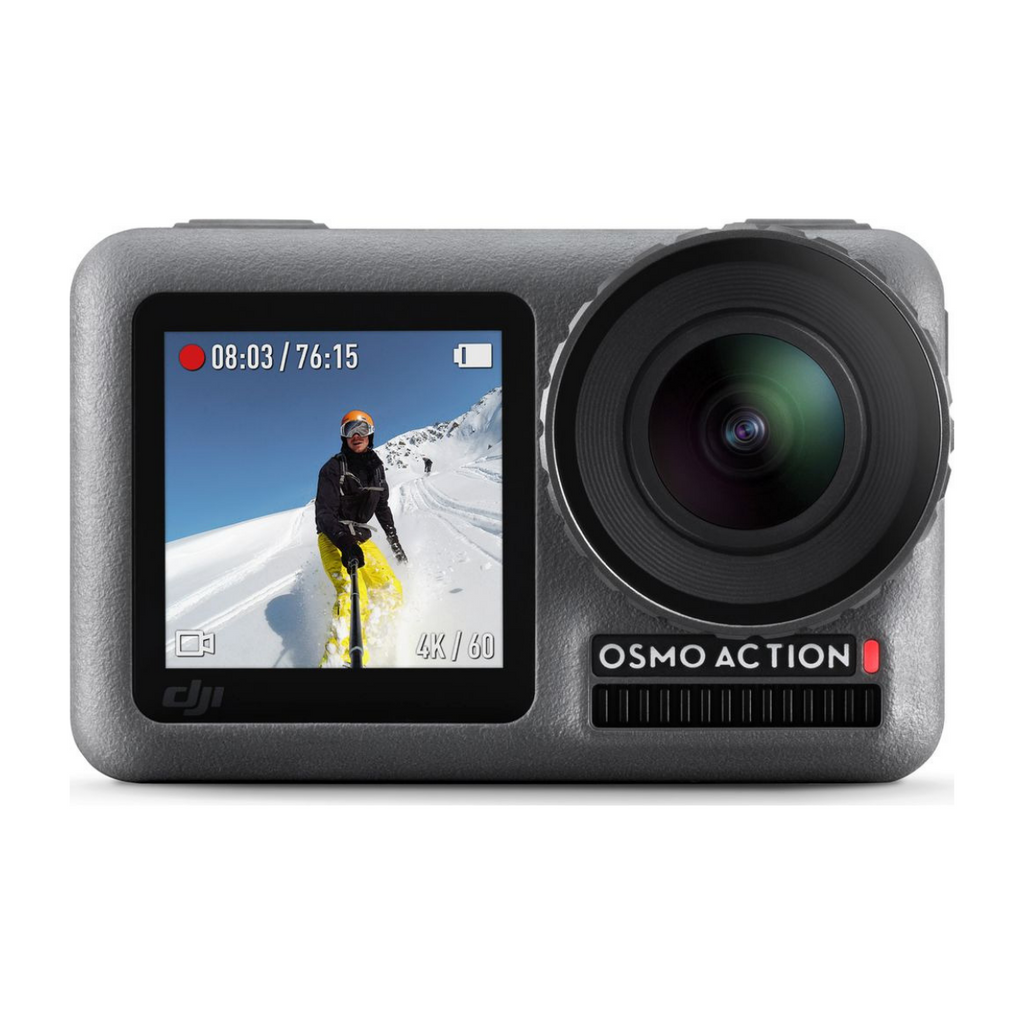 DJI Osmo Action 4K HDR Video Camera - Black - SmartX Direct