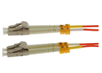 9m LC-LC Duplex Multimode 62.5/125 Fiber Optic Cable