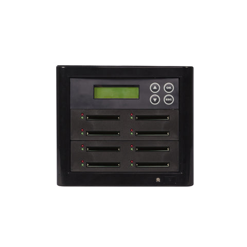 1 to 56 Multiple Compact Flash CF Memory Card Duplicator