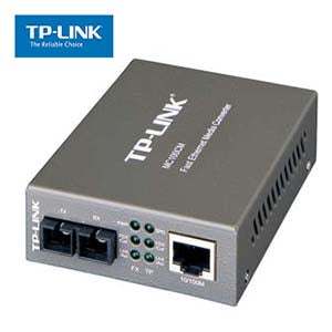 10/100M MM SC Media Converter 2km, TP-Link MC100CM