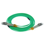30m LC-LC 10Gb 50/125 LOMMF Duplex Fiber Optic Cable