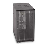 22U Server Rack, Vented Front/Vented Rear