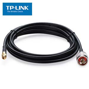10Ft (3m) N-Male to RP-SMA Male Pigtail,TP-Link ANT24PT3
