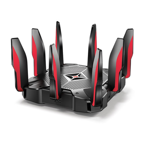 AC5400 MU-MIMO Tri-Band Gaming Router TP-Link Archer C5400X