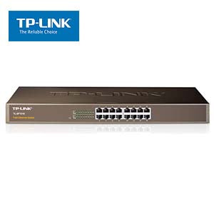 16Port 10/100Mbps Rackmount Switch, TP-Link SF1016