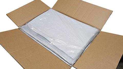 iMBAPrice - 19x24 White Poly Mailers - 250