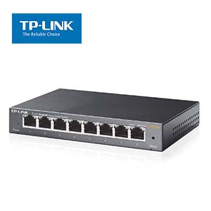 8-Port Gigabit Easy Smart Switch TP-Link SG108E