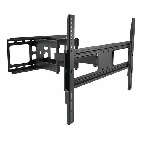 "Flat or Curved TV Mount for 37 ~70"" Fullmotion Max 600x400 VESA2 110lbs LPA36-466"