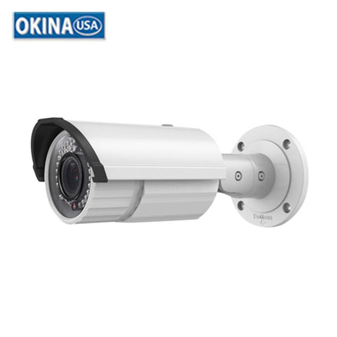4MP WDR IP IR Bullet 4X Motorized Lens Camera Okina NI4B-VX4