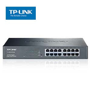 16-Port Gigabit Easy Smart Switch TP-Link SG1016DE