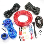 2000W 4AWG Car Amplifier Hookup Kit