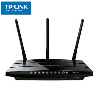 AC1750 Wireless Dual Band Gigabit Router TP-Link Archer C7