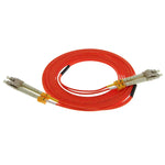 0.3m LC-LC Duplex Multimode 62.5/125 Fiber Optic Cable