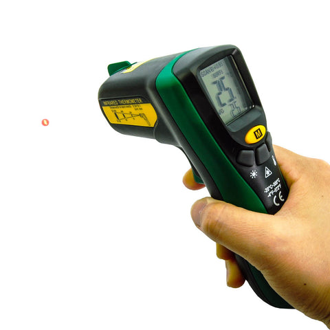 Portable LCD Non-Contact IR Thermometer