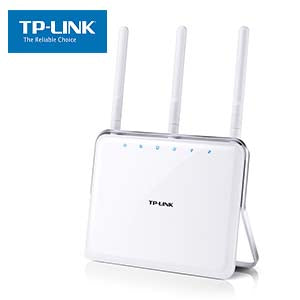 AC1750 Wireless Dual Band Gigabit Router TP-Link Archer C8