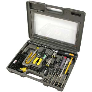 56 Pieces Computer Tool Kit