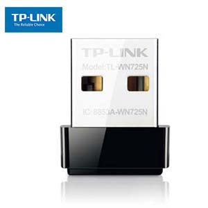 150Mbps Wireless N Nano USB Adapter TP-Link WN725N