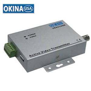 8000Ft Active Video Transmitter (use with 501559) Okina VAB100T